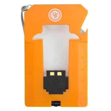 UST Pocket Lantern Multi-Tool in Orange - Closeouts