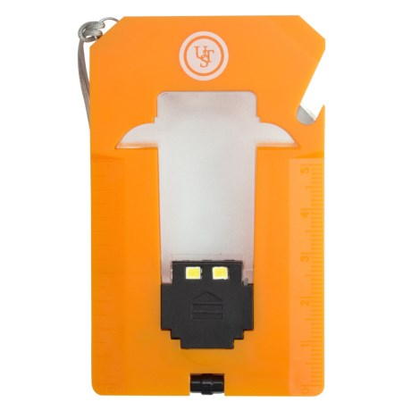 UST Pocket Lantern Multi-Tool in Orange