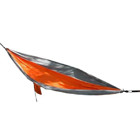 UST Slothcloth Hammock 1.0 in Orange/Grey