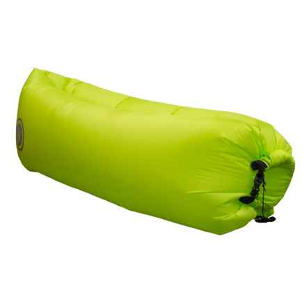 UST SlothSak Self-Inflating Lounger in Lime - Closeouts