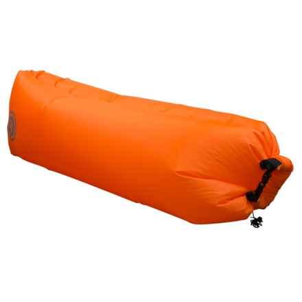 UST SlothSak Self-Inflating Lounger in Orange - Closeouts