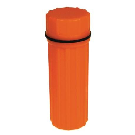 UST Waterproof Match Case in Orange