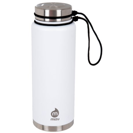 V12 Soft Touch Water Bottle - BPA-Free Stainless Steel, 36 fl. oz.