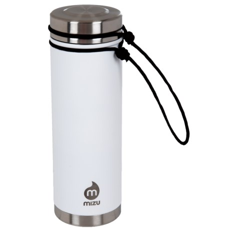 V7 Water Bottle with Steel Lid - BPA-Free Stainless Steel, 22 fl. oz.