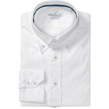 Van Laack Rarbi Shirt - Tailor Fit, Long Sleeve (For Men) in White - Closeouts