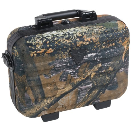 Vanguard Guardforce Single Pistol Case in Illusion Camo
