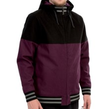 Vans Saville Snowboard Jacket (For Men) in Tap Shoe/Port Royale - Closeouts
