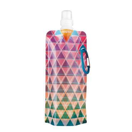 Vapur Reflex Runway Collapsible Water Bottle - BPA-Free in Soho - Closeouts