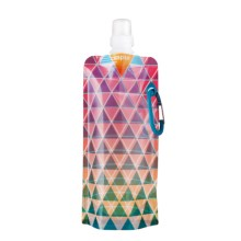 Vapur Reflex Runway Collapsible Water Bottle in Soho - Closeouts