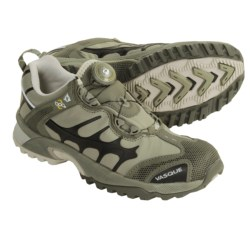 Vasque Aether Tech SS Trail Running Shoes (For Women) in Nutmeg/Fossil