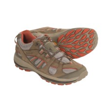 Vasque Amphora Trail Shoes (For Women) in Brindle/Burnt Orange - Closeouts