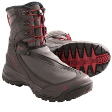 Vasque Arrowhead Snow Boots - Waterproof, Insulated (For Men) in Magnet/Chili Pepper - Closeouts