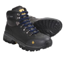 Vasque Bitterroot Gore-Tex® Backpacking Boots - Waterproof (For Men) in Gun Powder/Estate Blue - Closeouts