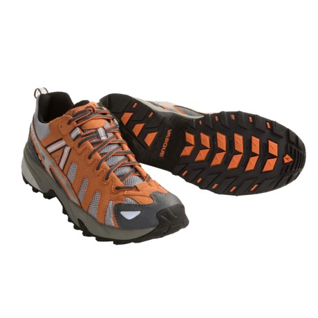 Vasque Blur Trail Running Shoes (For Women) in Rust