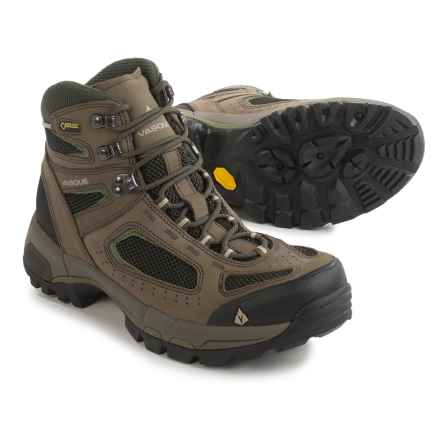 Vasque Breeze 2.0 Gore-Tex® Hiking Boots - Waterproof (For Men) in Bungee/Pesto - Closeouts
