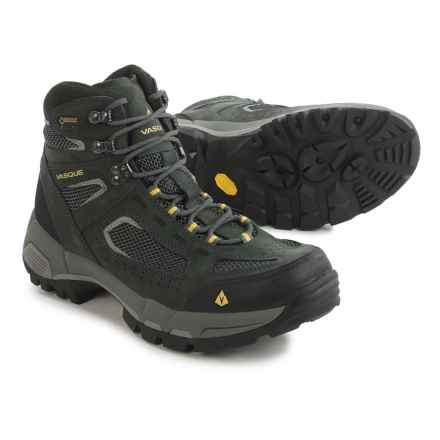 Vasque Breeze 2.0 Gore-Tex® Hiking Boots - Waterproof (For Men) in Castle/Solar - Closeouts