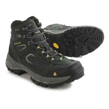 Vasque Breeze 2.0 Gore-Tex® Hiking Boots - Waterproof (For Men) in Castle/Solar - Closeouts
