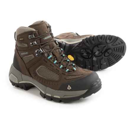 Vasque Breeze 2.0 Gore-Tex® Hiking Boots - Waterproof (For Women) in Brown/Blue - Closeouts
