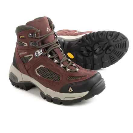 Vasque Breeze 2.0 Gore-Tex® Hiking Boots - Waterproof (For Women) in Red/Black Olive - Closeouts