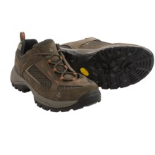 Vasque Breeze 2.0 Low Trail Shoes (For Men) in Black Olive/Rust - Closeouts