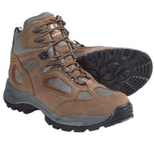 Vasque Breeze Gore-Tex® XCR® Hiking Boots - Waterproof (For Men) in Taupe/Orange - Closeouts