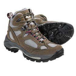 Vasque Breeze Hiking Boots (For Women) in Mushroom