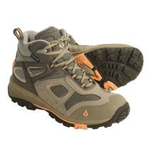 Vasque Breeze Lite Gore-Tex® Hiking Boots - Waterproof (For Women) in Chinchilla/Mock Orange - Closeouts