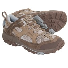 Vasque Breeze Low VST Trail Shoes (For Women) in Iron/Pearl Blue - Closeouts