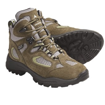 Vasque Breeze Ultradry Hiking Boots - Waterproof (For Kids and Youth) in Olive/Sage