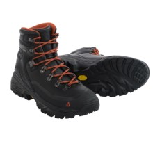 Vasque Eriksson Gore-Tex® Hiking Boots - Waterproof (For Men) in Jet Black/Rooibos Tea - Closeouts
