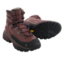 Vasque Eriksson Gore-Tex® Hiking Boots - Waterproof (For Women) in Mahogany/Jet Black - Closeouts