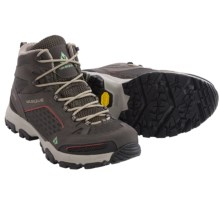 Vasque Inhaler Gore-Tex® Hiking Boots - Waterproof (For Women) in Black/Marsala - Closeouts