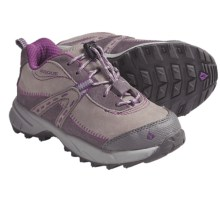 Vasque Jule Trail Shoes (For Kids and Youth) in Paloma/Byzantium - Closeouts