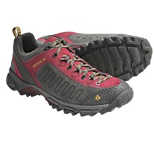 Vasque Juxt Trail Shoes (For Men) in Chili Pepper/Beluga - Closeouts