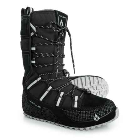 Vasque Lost 40 Winter Hiking Boots - Waterproof, Insulated (For Women) in Black