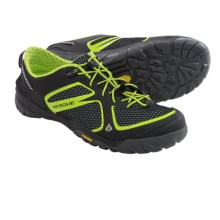 Vasque Lotic Water Shoes (For Men) in Jet Black/Lime Green - Closeouts