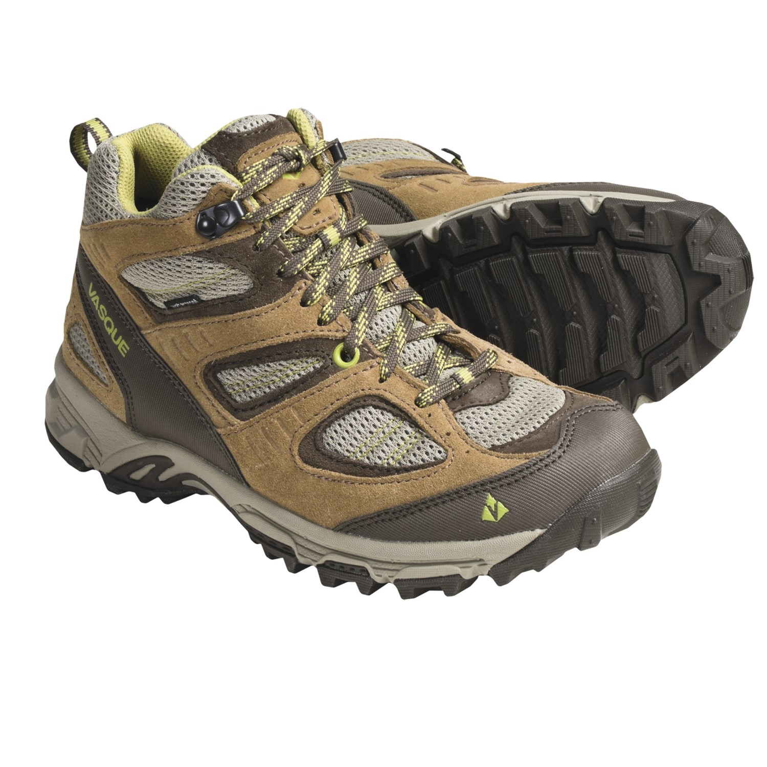 vasque opportunist mid hiking boots waterproof for