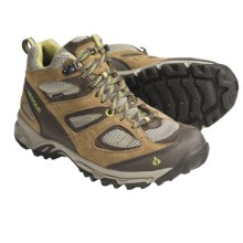 Vasque Opportunist Mid Hiking Boots - Waterproof (For Women) in Butternut/Palm - Closeouts