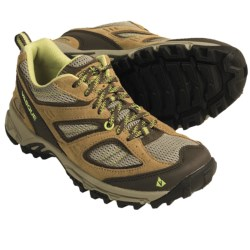 Vasque Opportunist Trail Shoes (For Women) in Butternut/Palm