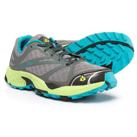 Vasque Pendulum II Trail Running Shoes (For Women) in Neutral Gray/Horizon Blue - Closeouts