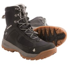 Vasque Skadia Snow Boots - Waterproof, Insulated (For Women) in Black/Bone White - Closeouts