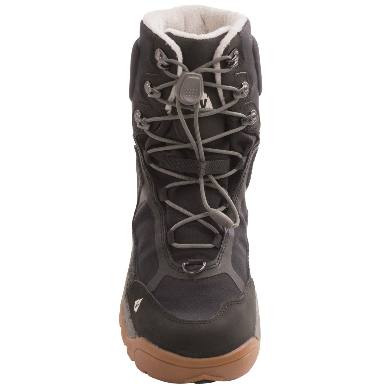 Lastest Kamik Lyon2 Snow Boots (For Women) - Save 79%
