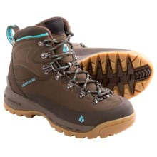 Vasque Snowblime Snow Boots - Waterproof, Insulated (For Women) in Turkish Coffee/Scuba Blue - Closeouts