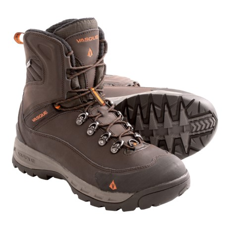Vasque Snowburban Snow Boots – Waterproof, Insulated (For Men)