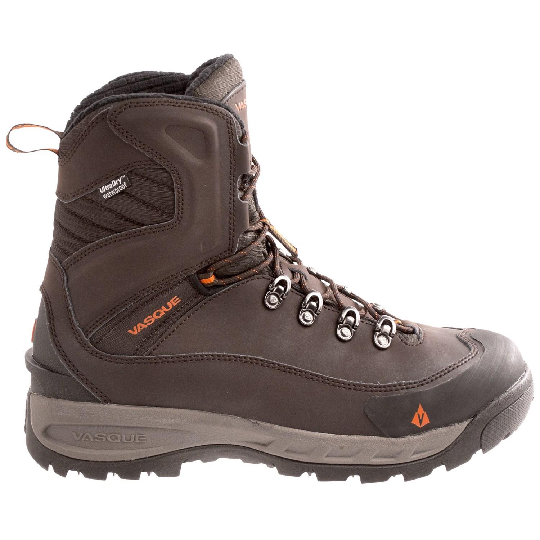 vasque snowburban snow boots for men 8890d save 37. Black Bedroom Furniture Sets. Home Design Ideas