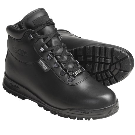 Vasque Sundowner Gore-Tex® Hiking Boots - Waterproof, Insulated, Leather (For Men) in Black