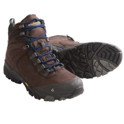 Vasque Taku Gore-Tex® Hiking Boots - Waterproof (For Men) in Slate Brown/Blue