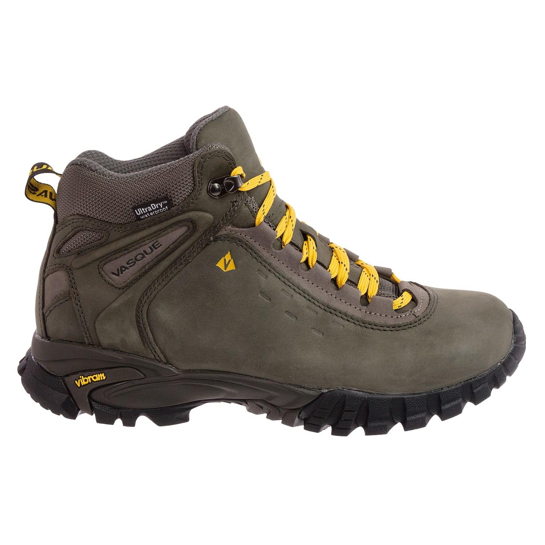 vasque talus ultradry hiking boots for men 9731y save 43. Black Bedroom Furniture Sets. Home Design Ideas