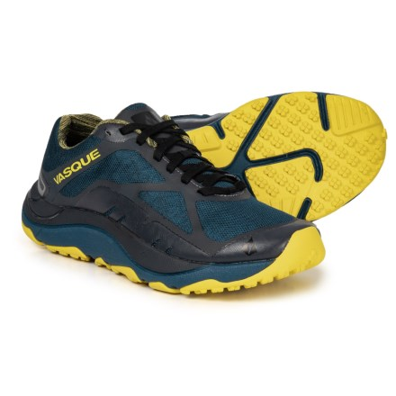 b121a75af7191 Vasque Trailbender II Trail Running Shoes (For Men) in Shaded Spruce Green  Sheen