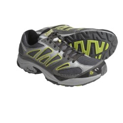 Vasque Transistor FS Trail Running Shoes (For Men) in Super Lemon/Peat